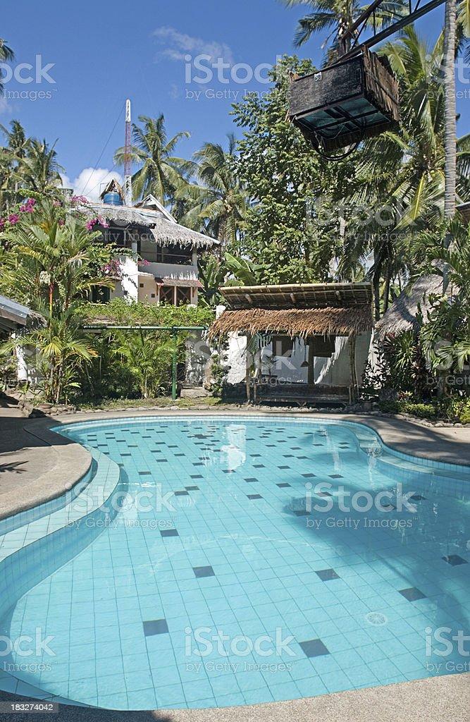 Swimming Pool Series 6 royalty-free stock photo