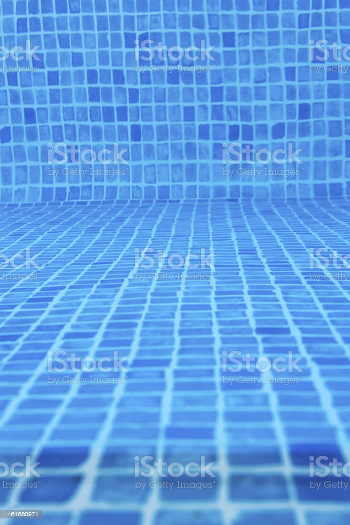 Swimming pool texture royalty-free stock photo