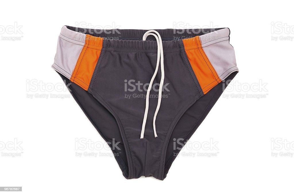 swimming trunks royalty-free stock photo