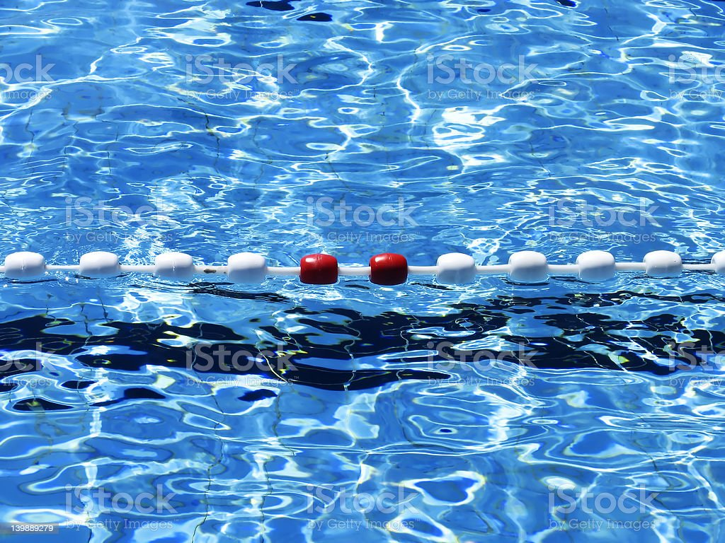 Swimmingpool stock photo