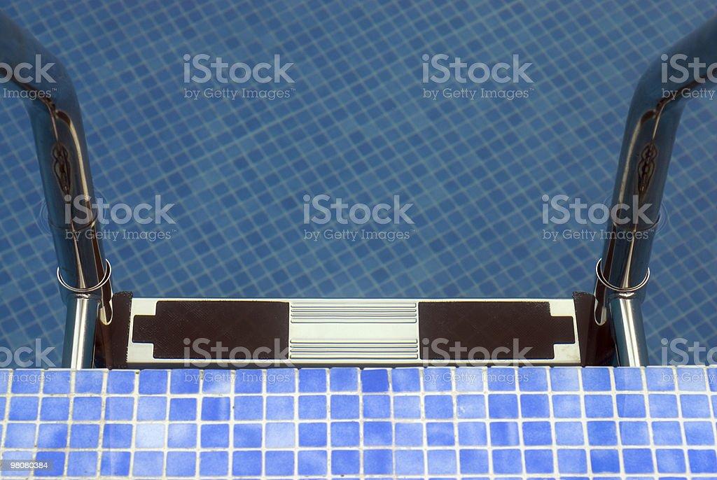 Swimmingpool royalty-free stock photo