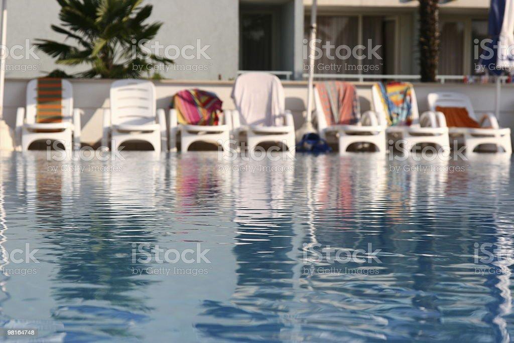 swimmingpool foto stock royalty-free