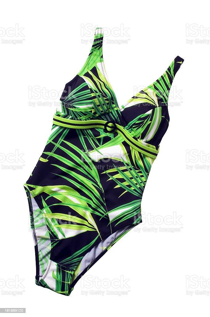 swimsuit royalty-free stock photo