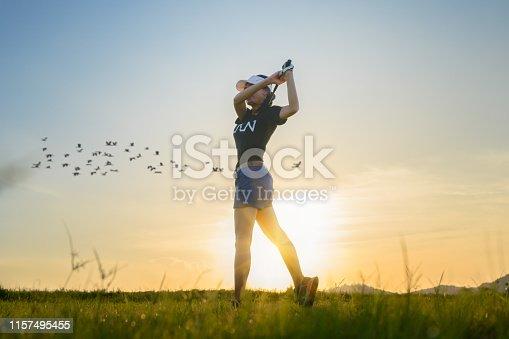 istock Swing at light 1157495455