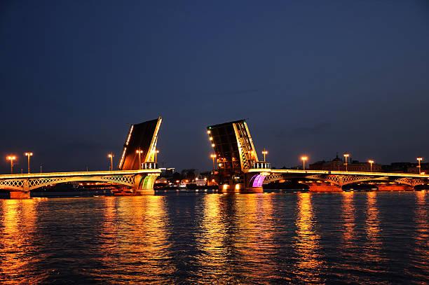 swing bridge  bascule bridge stock pictures, royalty-free photos & images