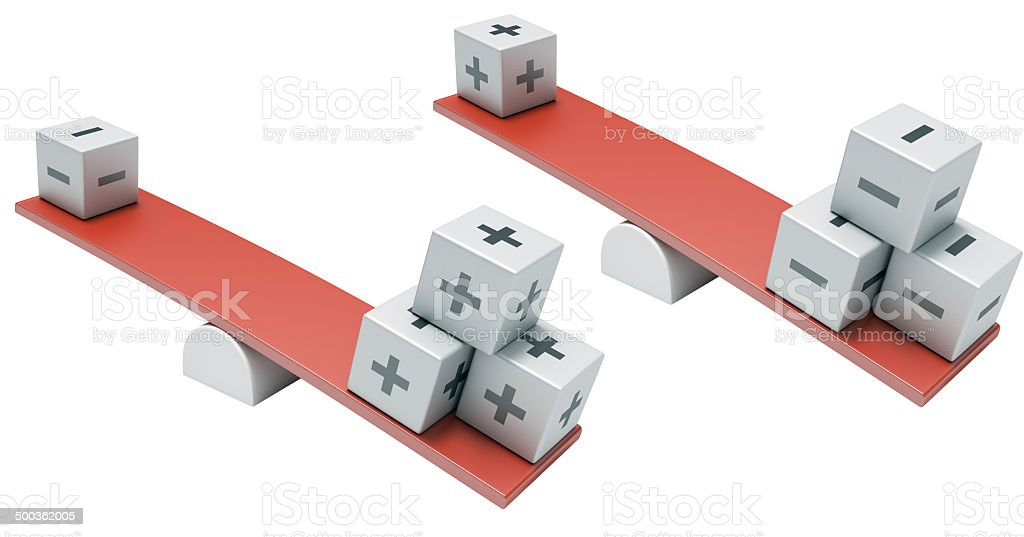 swing of cubes royalty-free stock photo