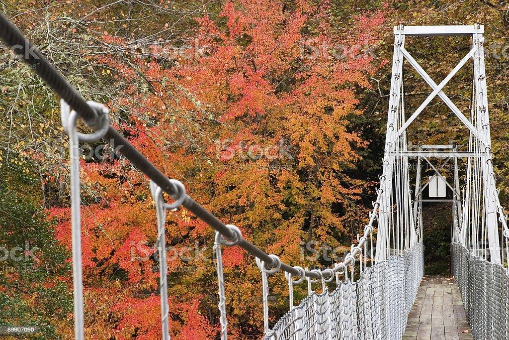 Puente basculante foto de stock libre de derechos