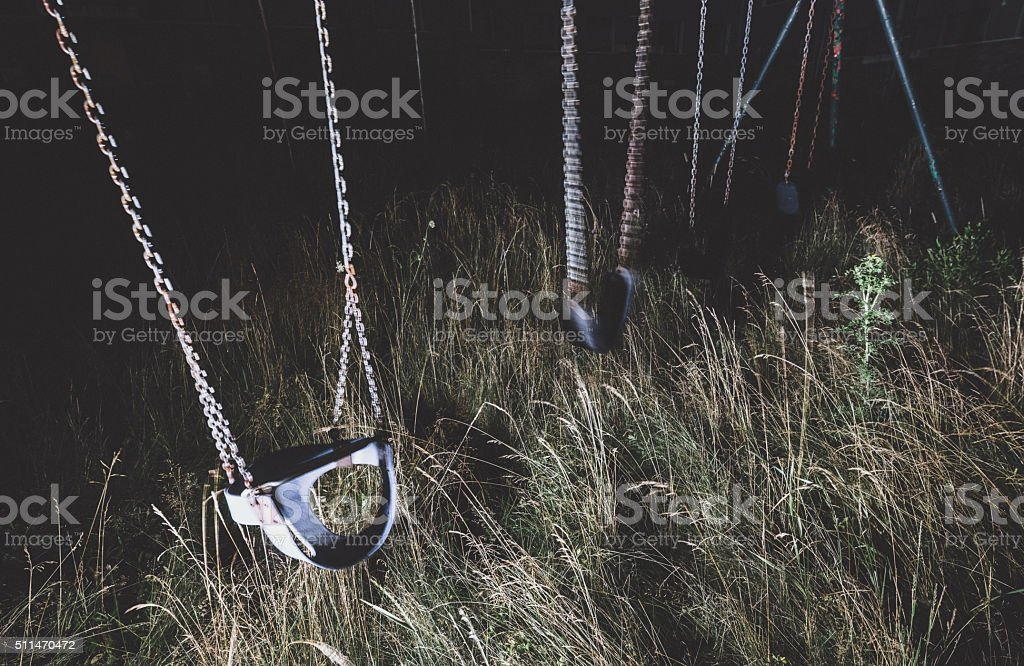 Swinging In The Night Stock Photo Download Image Now Istock