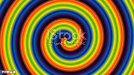 1061380420 istock photo Swirl pattern background - Stock image 940880398