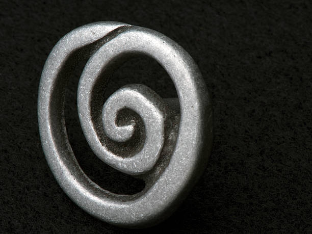 Swirl stock photo