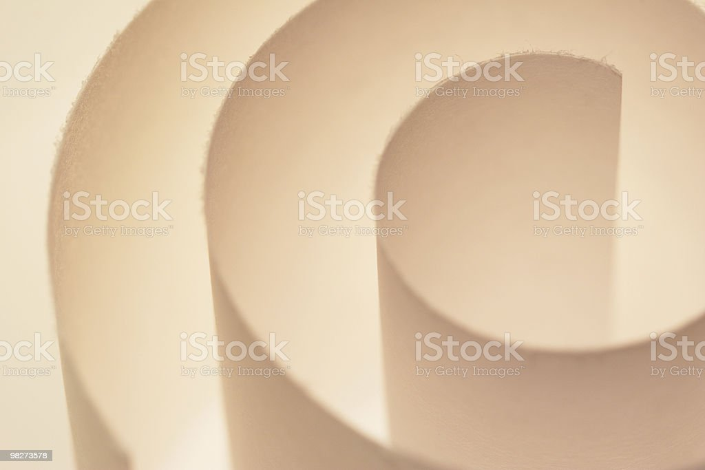 Swirl royalty-free stock photo