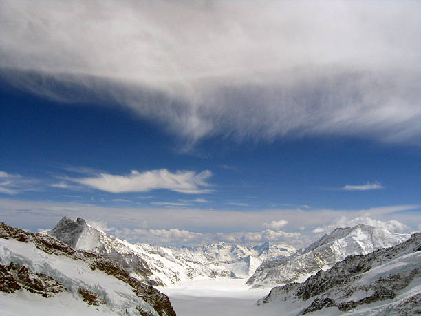 Schweizer Alpen Cloud – Foto