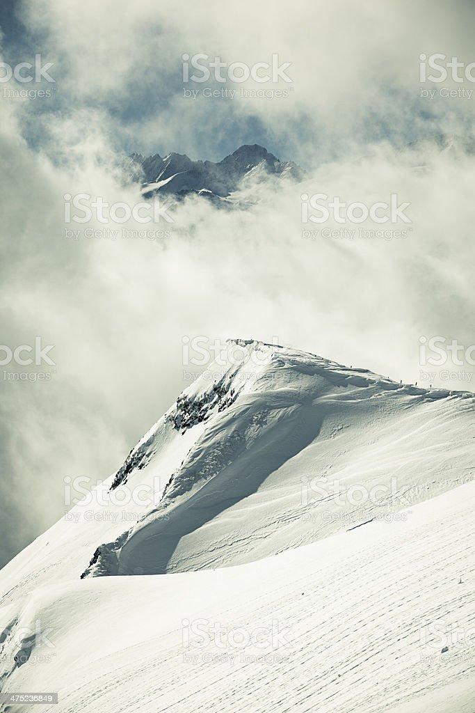 Schweizer Alpen – Foto