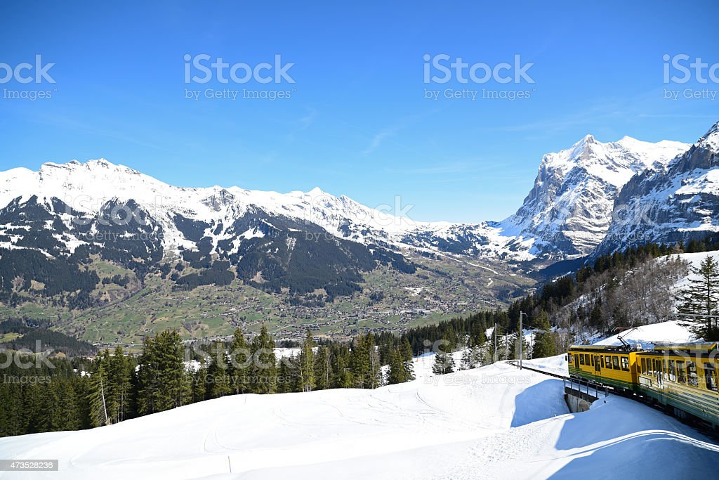 Schweizer Alpen, - – Foto