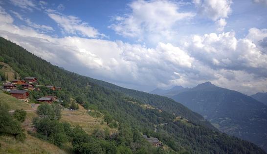 Swiss Alps - Val d'Hérens