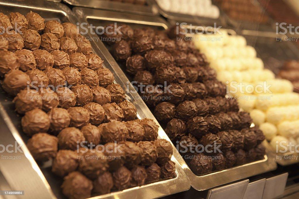 Swiss Chocolate royalty-free stock photo