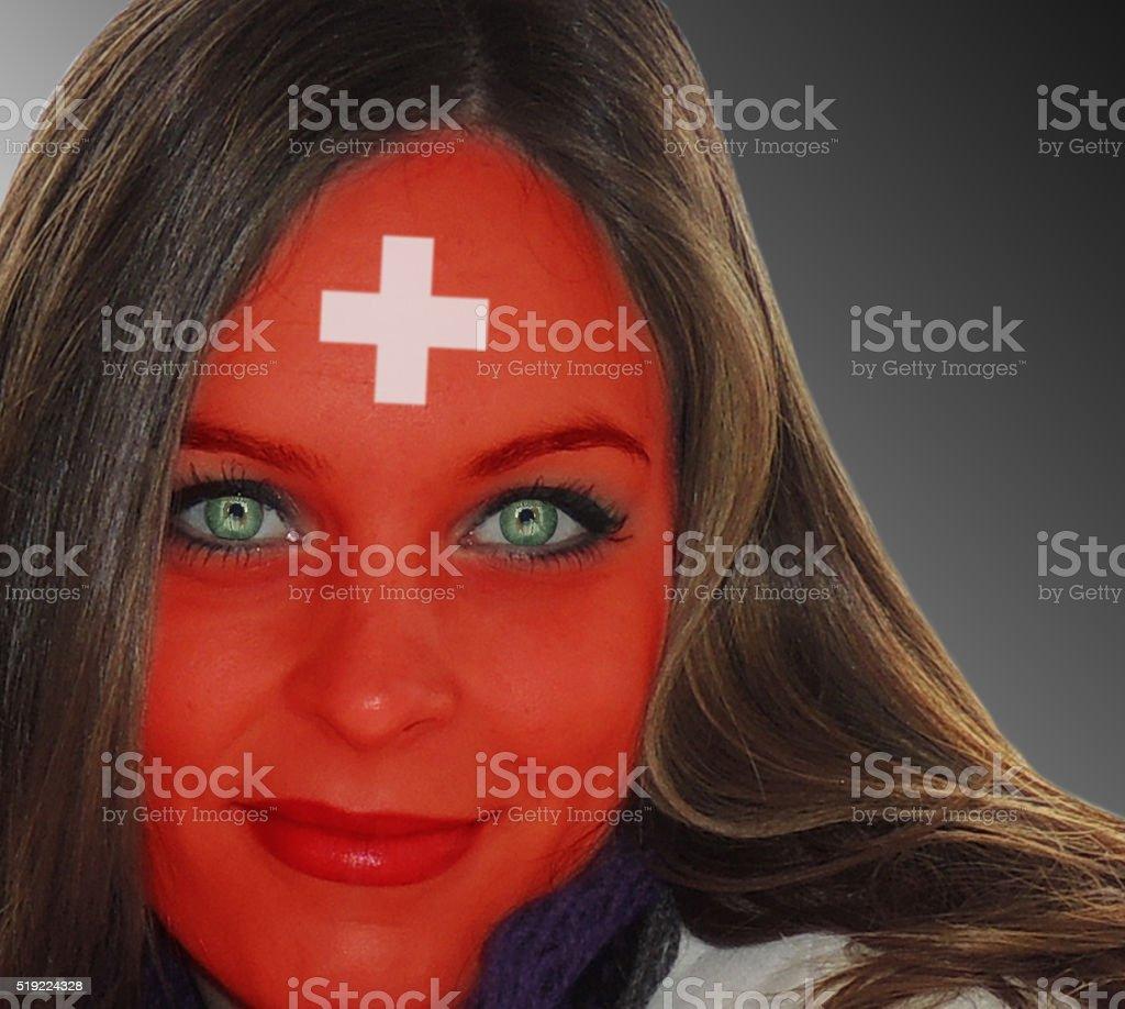 Schweizer Patriot Lüfter – Foto
