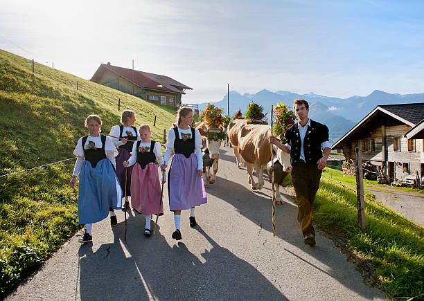 98 Traditional Clothing Switzerland Child Swiss Culture Stock Photos,  Pictures & Royalty-Free Images - iStock