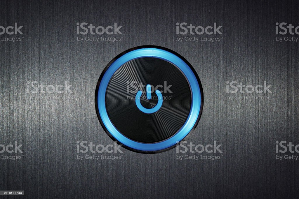 switch button on off stock photo