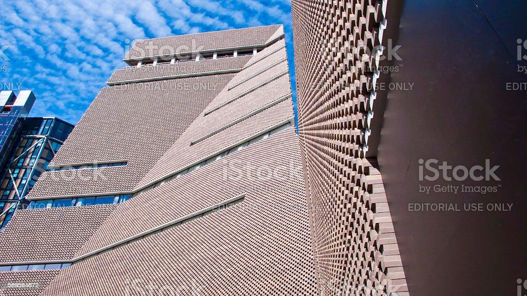 Switch House,Tate Modern Art Gallery, London, England, United Kingdom. stock photo