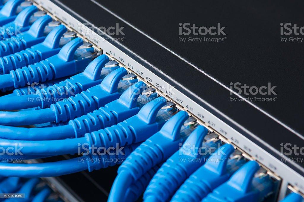 switching hub stock photo