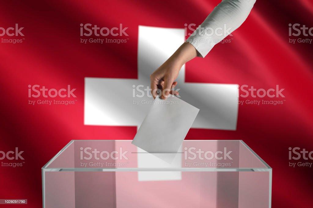 Schweiz Wahl – Foto