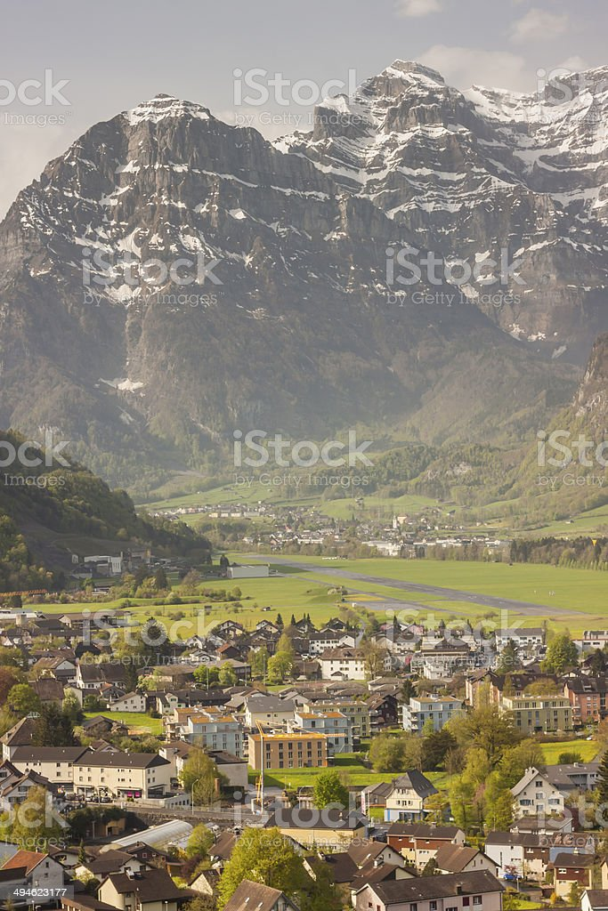 Switzerland. royalty-free stock photo