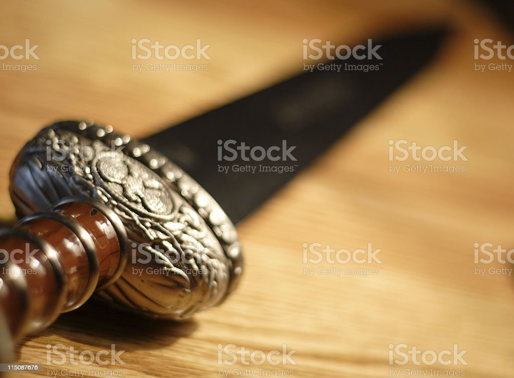 sword abstract stock photo