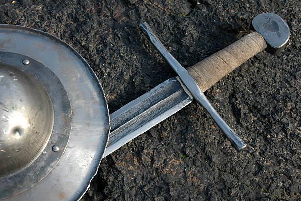 Épée et bouclier - Photo