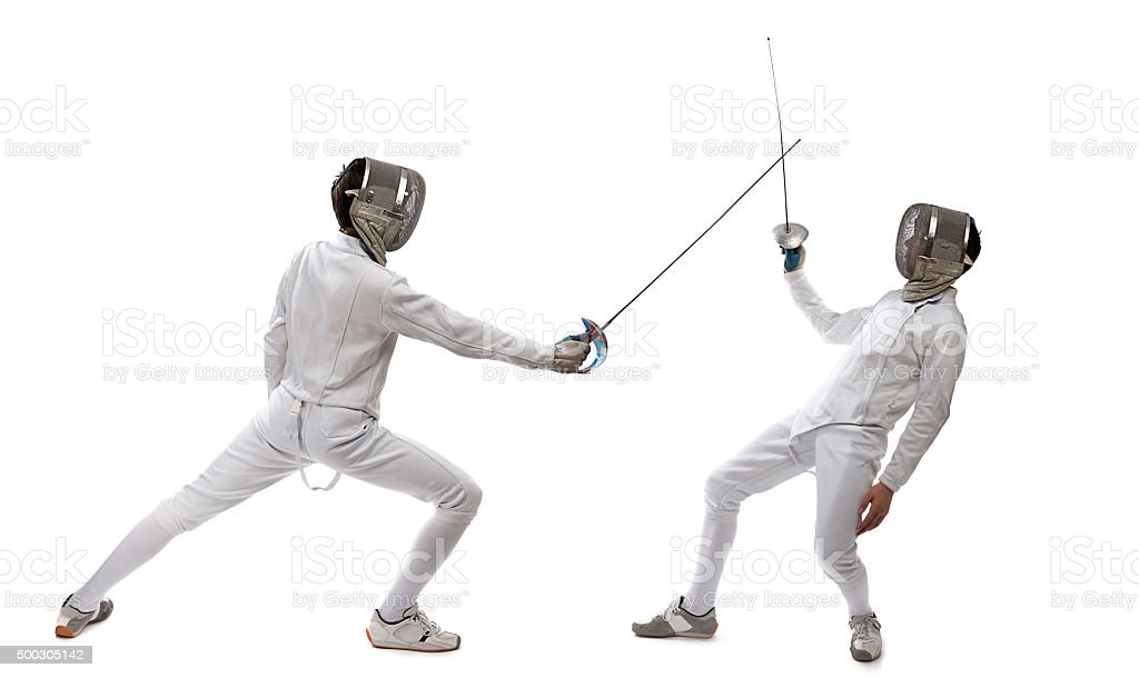 Sword Fight Stock Photo - Download Image Now - iStock