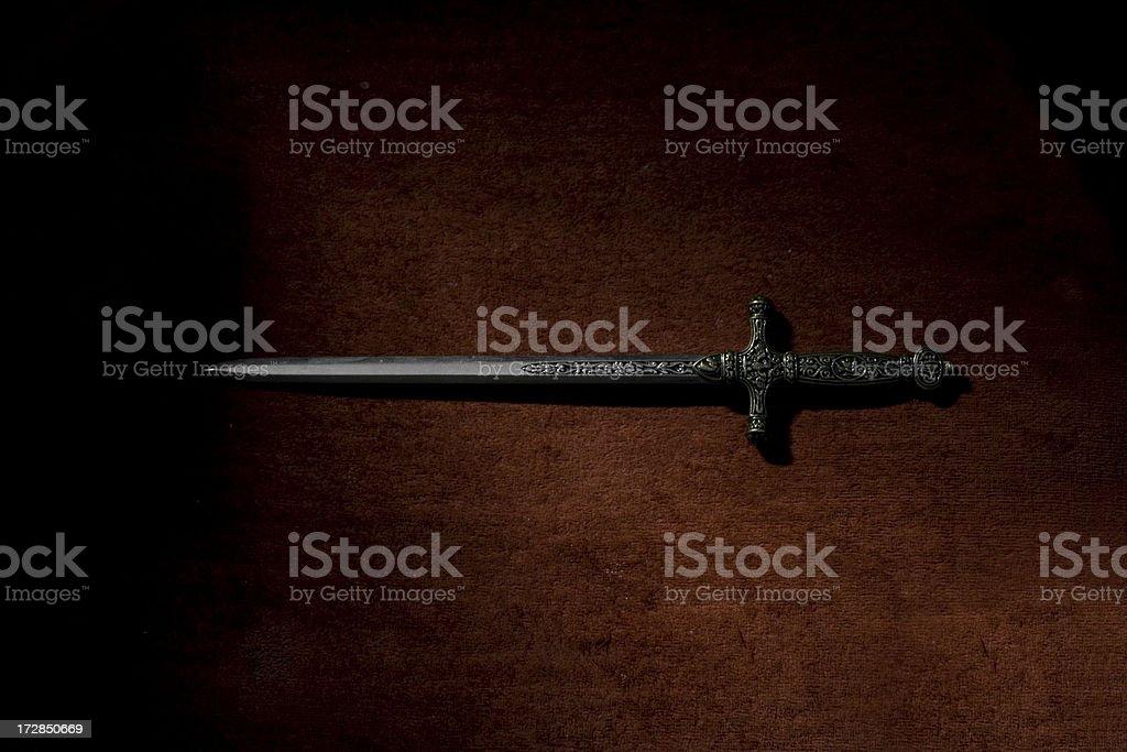 Espada - foto de acervo