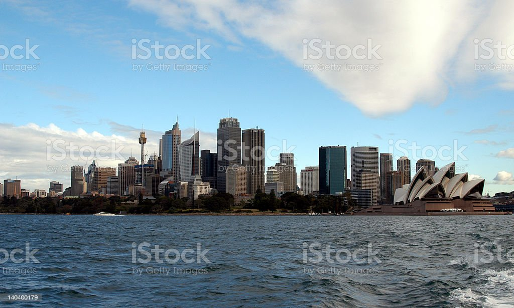 Sydney, Australia royalty-free stock photo