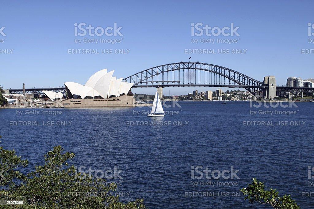 Sydney. Australia royalty-free stock photo