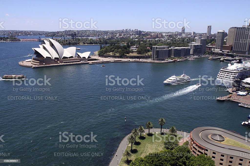 Sydney. Australia royalty-free stock photo