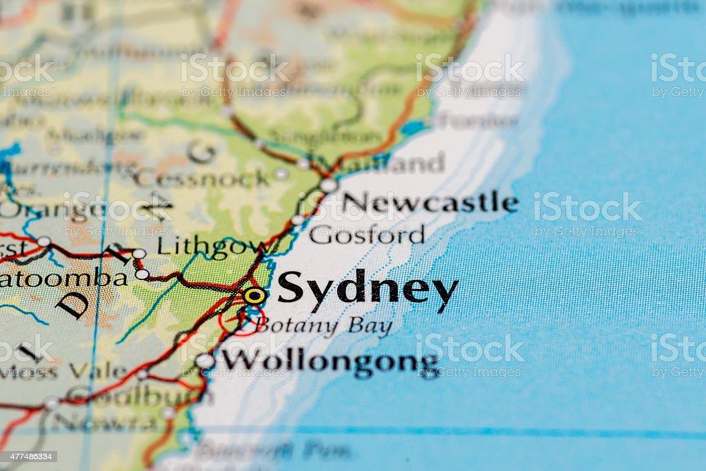 Sydney Australia Stock Photo More Pictures Of 2015 Istock