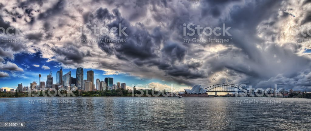 Sydney Australia stock photo