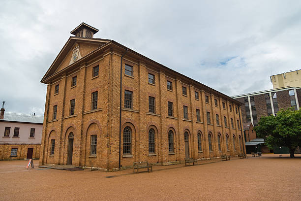 Sydney Barracks stock photo