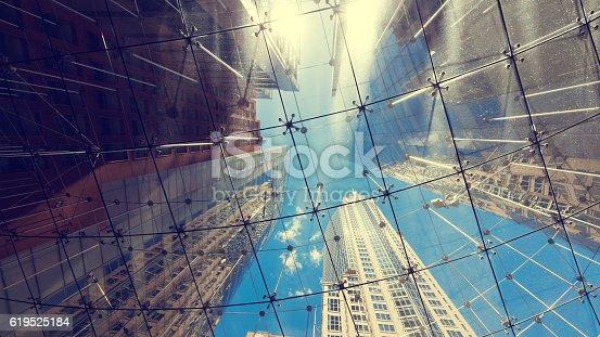 istock Sydney City Architecture 619525184