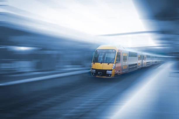 Sydney-Stadtverkehr, Zug – Foto