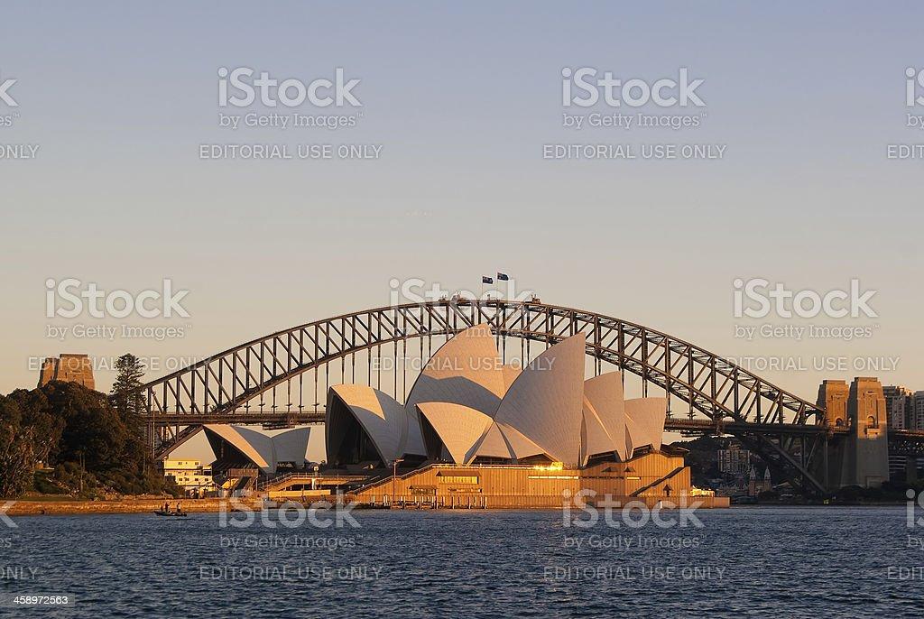 Sydney Gold royalty-free stock photo