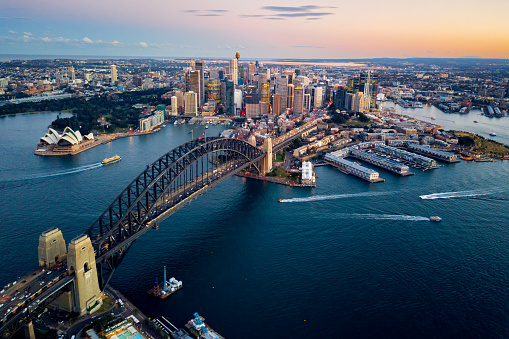 Sydney Harbour Bridge Stock Photo - Download Image Now