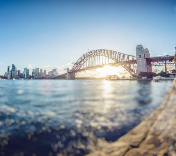 Sydney Harbour Bridge, Australien – Foto