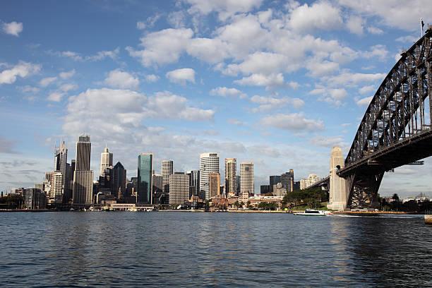 Sydney morning panorama – Foto