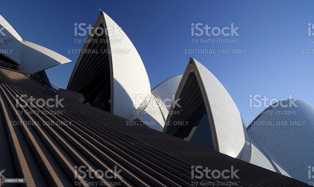 Sydney Opera House Australia royalty-free stock photo