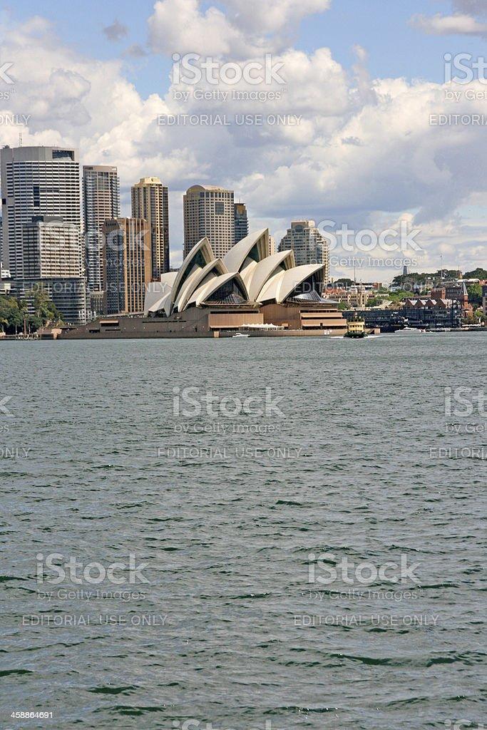 Sydney Opera House, Australia royalty-free stock photo