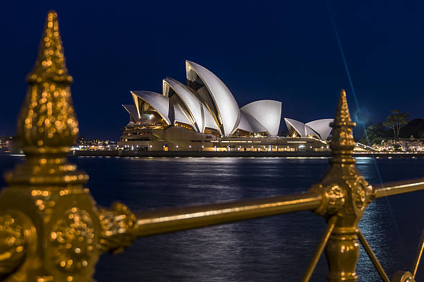 sydney opera house - nzgmw2017 stock pictures, royalty-free photos & images