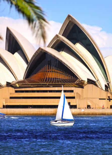 Sydney Opera House stock photo