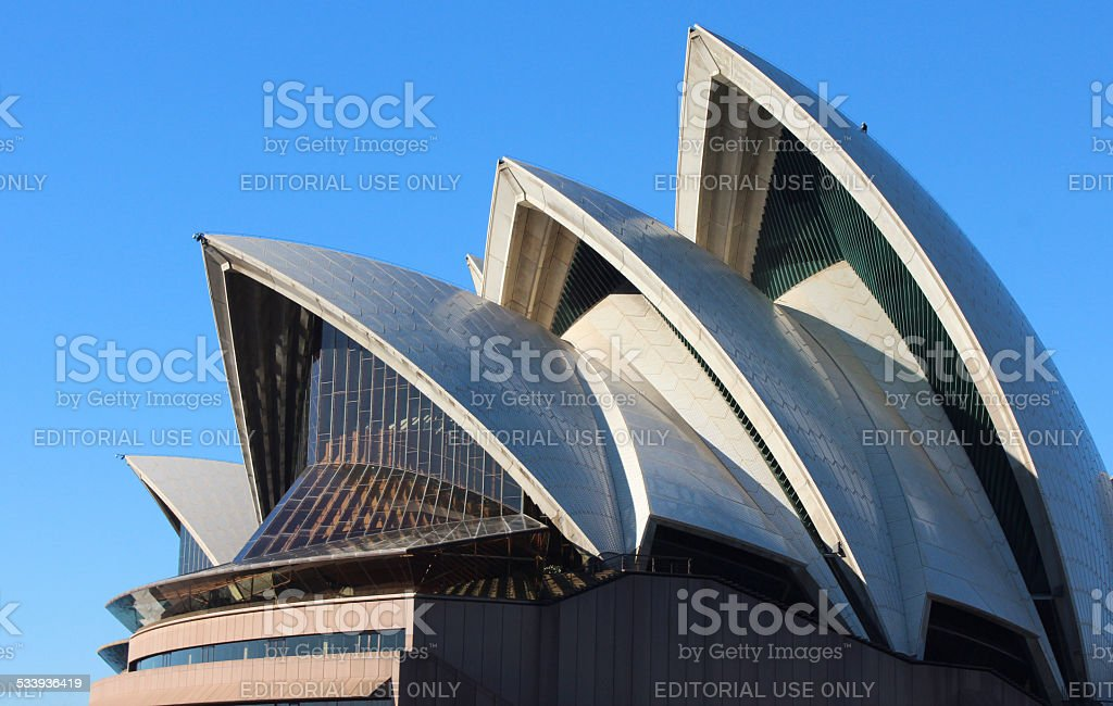 Sydney Operahouse stock photo