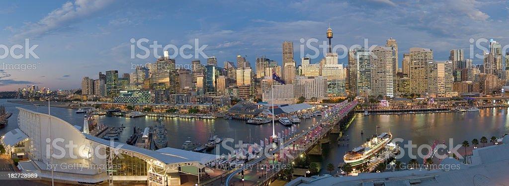 Sydney stock photo