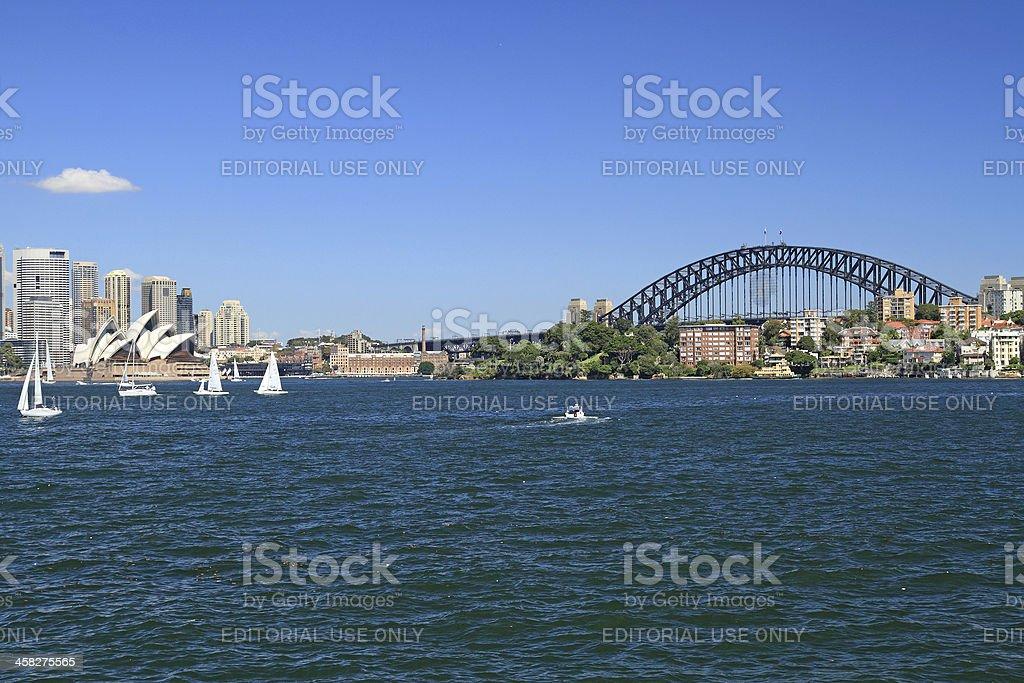Sydney royalty-free stock photo